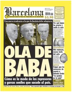 Revista Barcelona - Una solución europea a los problemas Argentinos